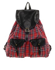 Jas MB Exclusive To ASOS Bomber Backpack