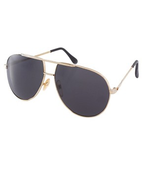 Image 1 of Reclaimed Vintage Aviator Sunglasses