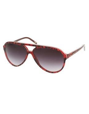 Dolce & Gabbana Animal Aviator Sunglasses