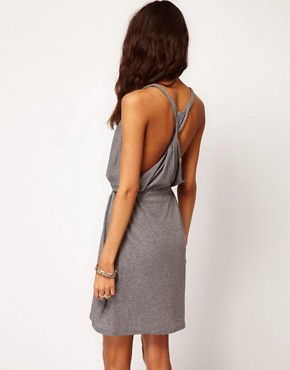 Image 2 of Cheap Monday Slouchy Dress with Twisted Racer Back