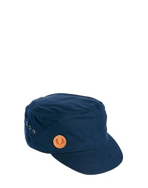Image 1 ofFred Perry Military Cap