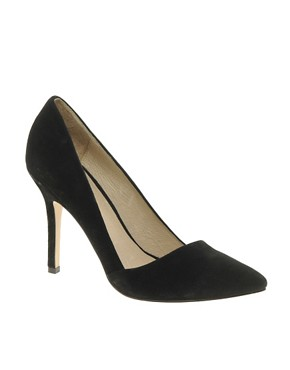 Image 1 of ALDO Romelia Suede Court Shoes