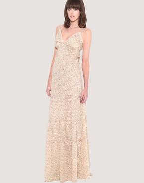 Image 4 ofTFNC Ditsy Maxi Dress