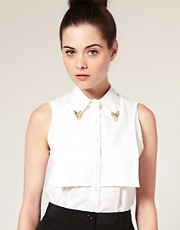ASOS Pair of Winged Collar Tips