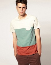 River Island Colour Block T-Shirt
