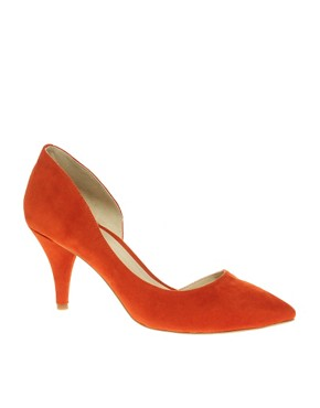 ASOS STORM Point Court Shoe