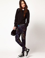 Paul by Paul Smith Starry Night Track Pants
