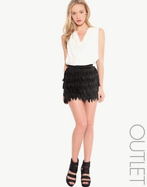 Image 1 ofRare Feather Skirt