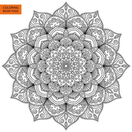 Intricate Mandala Mural Murals Your Way