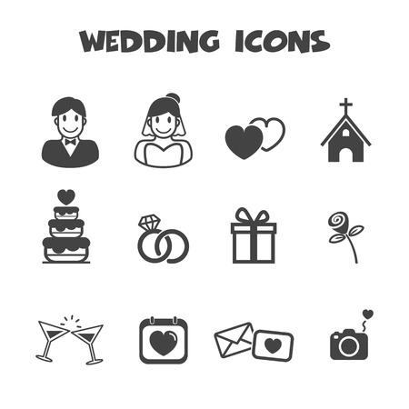 free wedding icons # 45