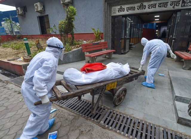 Pandemic must not rob the dead of dignity