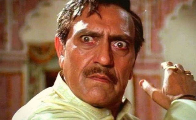 Amrish Puri,Amrish Puri Birthday,Amrish Puri was angry with Aamir Khan