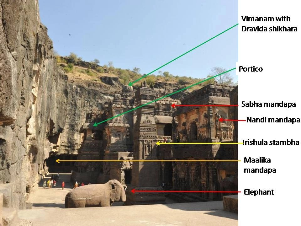 Seven Thousand Wonders Of India: A Feat Beneath The Ground In Ellora, Called Kailasanatha