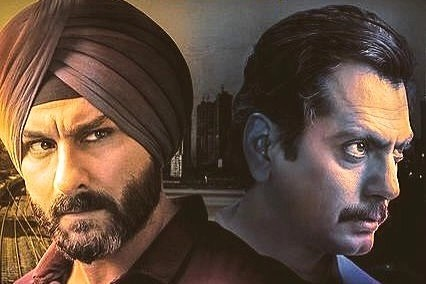 Image result for Sacred Games: Congress member files complaint against Nawazuddin Siddiqui, Netflix for 'abusing' Rajiv Gandhi