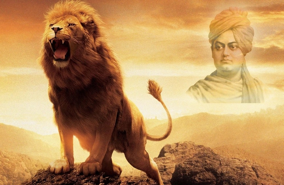 The Lion King Vivekananda Connection