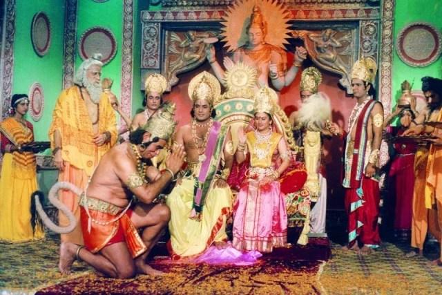 Ramanand Sagar's <i>Ramayan</i>