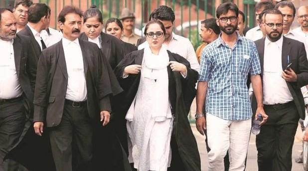 Kathua rape victim's lawyer, Deepika Singh Rajawat.