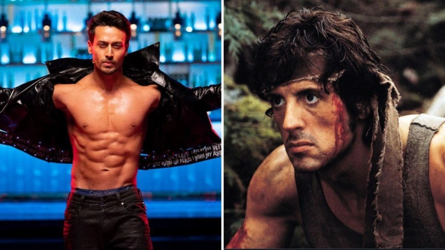 Tiger Shroff to Start Shooting for 'Rambo' Remake in ...