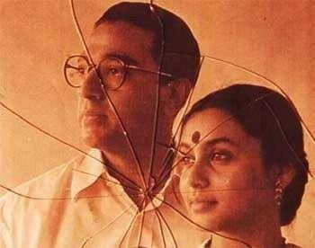 Saket and Aparna.