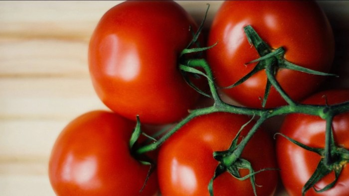 Tomatoes are rich in lycopene – a strong antioxidant, anti-inflammatory and anti-cancer agent.