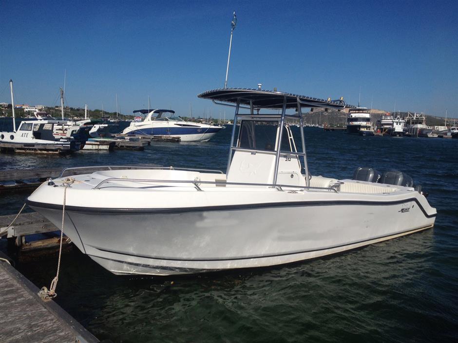 Mako 252 CC MAKO Buy And Sell Boats Atlantic Yacht