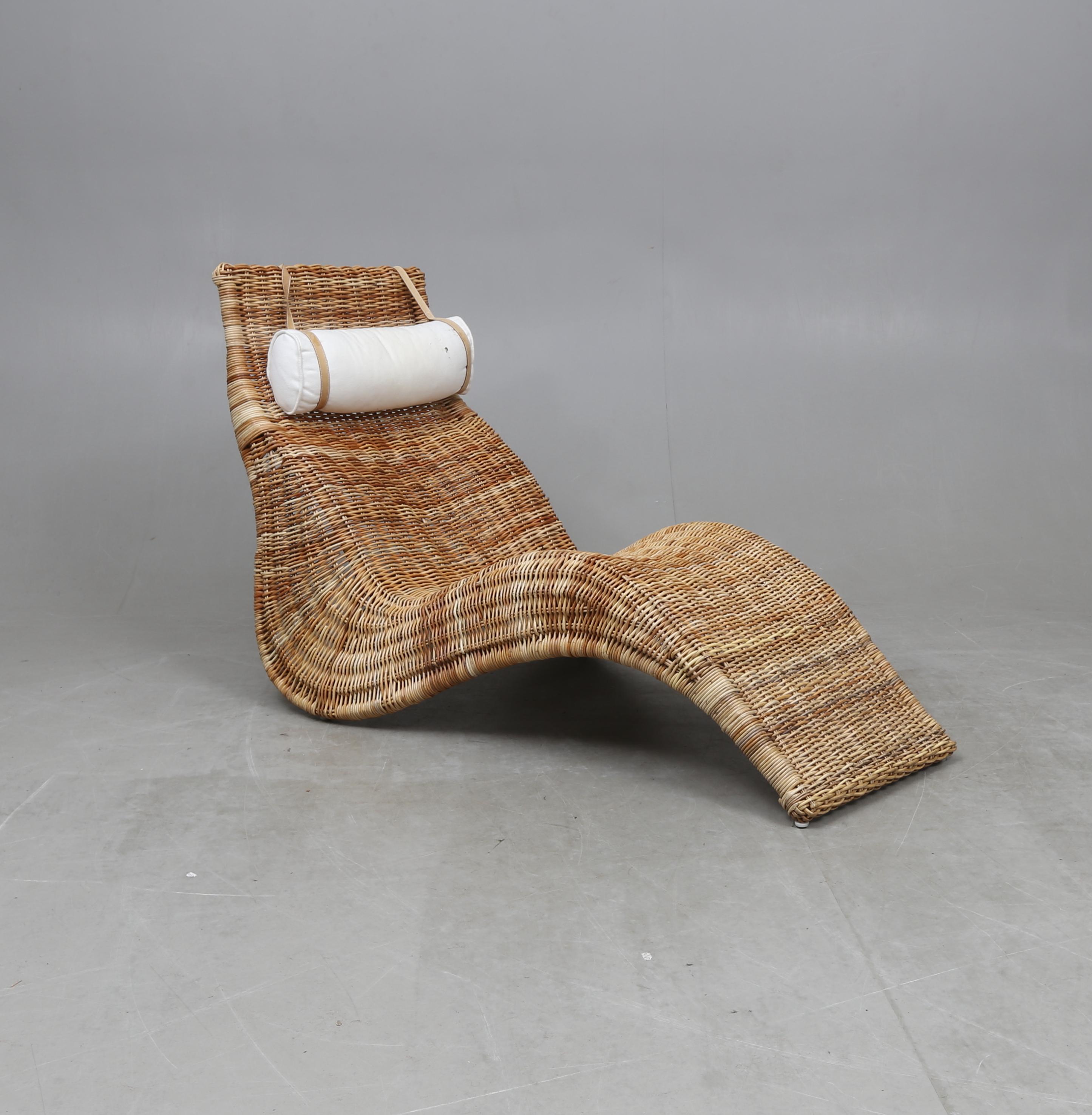 Deck Chair Karlskrona Ikea Furniture Garden Furniture Auctionet