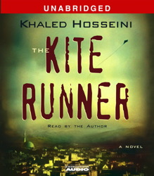 The Kite Runner audiobook by Khaled Hosseini
