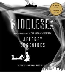 Middlesex audio book by Jeffrey Eugenides