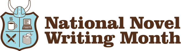 The National Novel Writing Month logo