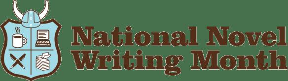 The National Novel Writing Month logo