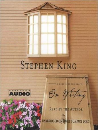 On writing a memoir of the craft audio book