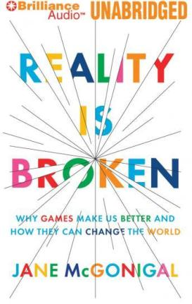 Reality Is Broken audio book by Jane McGonigal