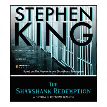 The Shawshank Redemption audio book by Stephen King