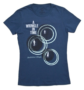 A Wrinkle in Time Shirt by Out of Print Clothing
