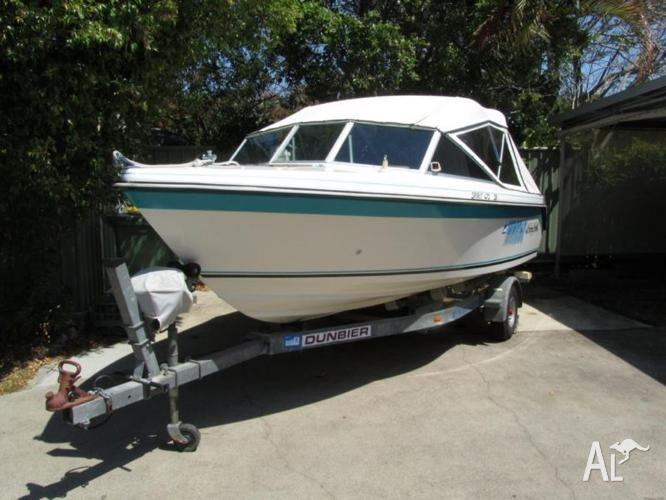 CRUISE CRAFT SPIRIT 470SR 1995 For Sale In COOLOOLA