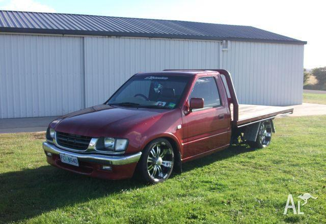 Holden Rodeo Tfr9 1998 For Sale In Smithton Tasmania