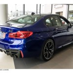 2019 Bmw M5 Competition In Marina Bay Blue Metallic Photo 2 284270 Auto Jager German Cars For Sale In The Us