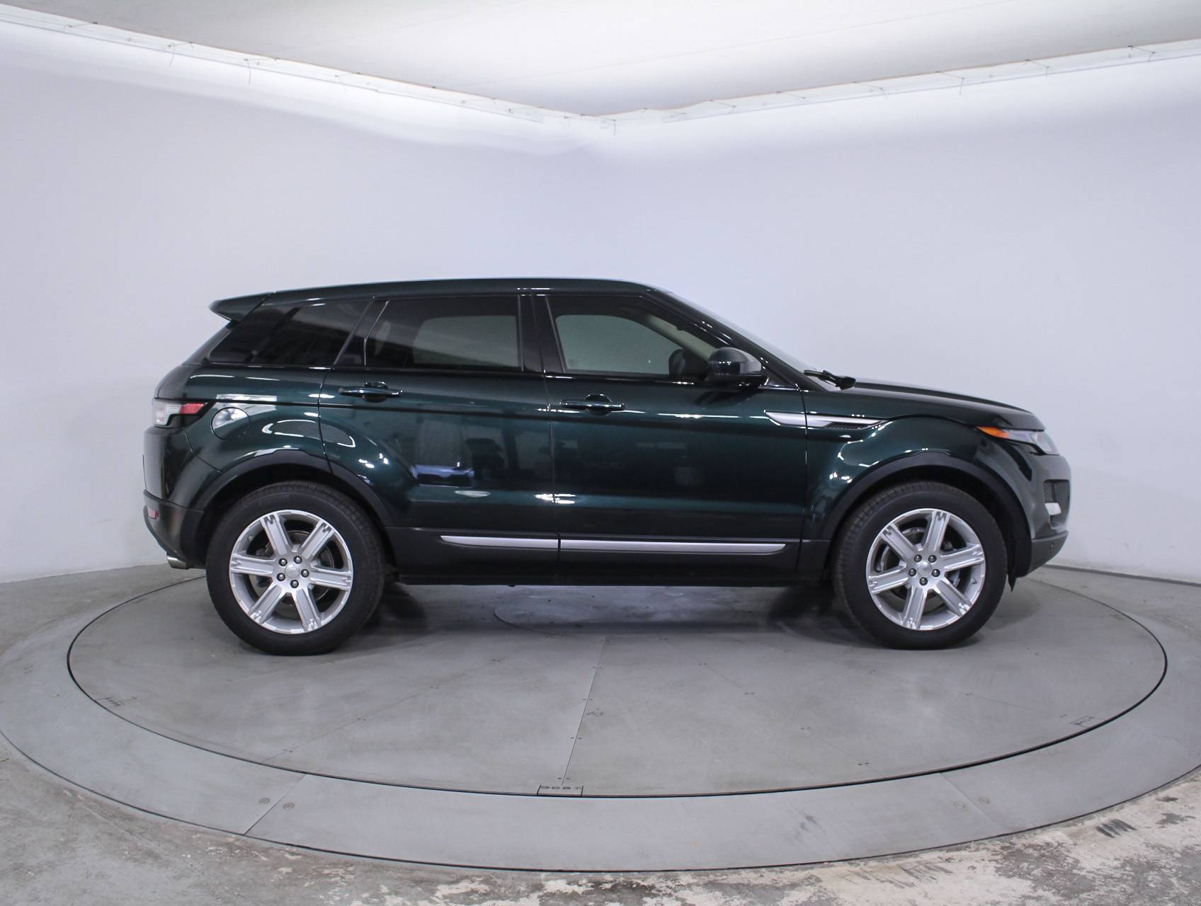 Used 2014 LAND ROVER RANGE ROVER EVOQUE PURE PLUS SUV for sale in