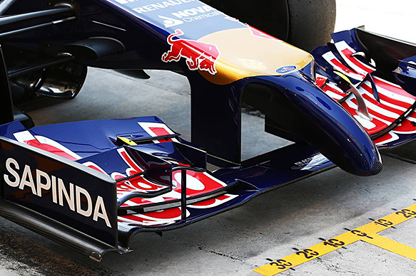 Formula 1 Chiefs Move To Avoid Ugly Noses In 2015 F1