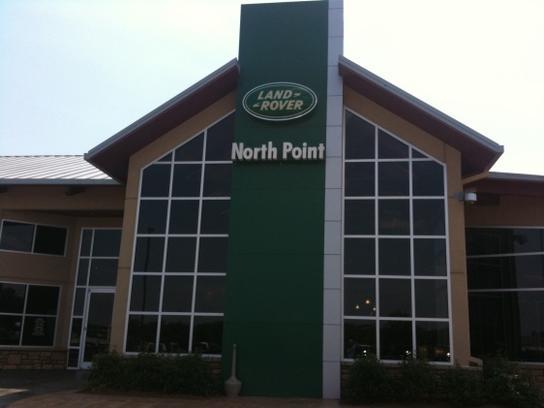 Hennessy Jaguar Land Rover North Point car dealership in