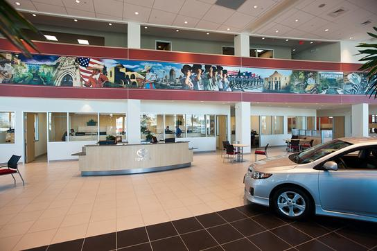 Cavender Toyota San Antonio Tx 78238 Car Dealership