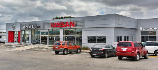 World Car Nissan Hyundai San Antonio Tx 78233 Car