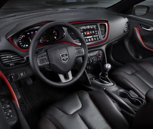 Dodge Dart Rallye Interior Enjoyment Featured Image Large Thumb