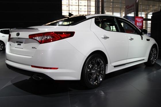 2014 Kia Sonata Hyundai Optima 2014 Comparison