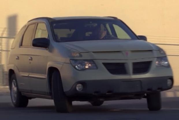Car Breaking Bad S Walter