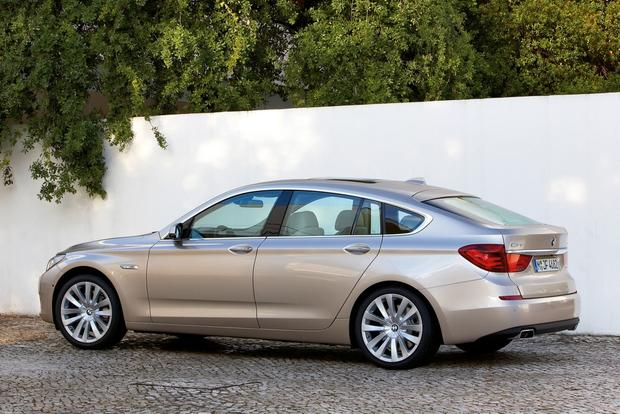 2013 BMW 5 Series GT New Car Review Autotrader