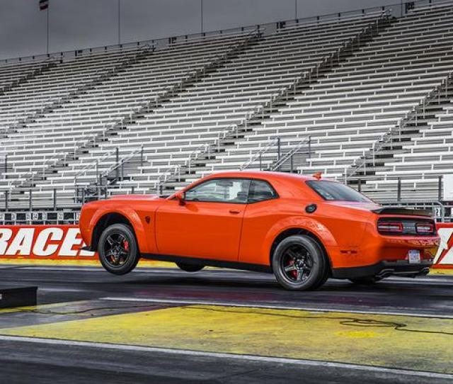 Dodge Challenger Srt Demon First Drive Review Featured Image Large Thumb