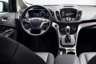 2014 Ford C-Max Energi interior