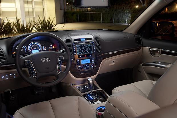 2007 2012 Hyundai Santa Fe Vs 2008 2013 Toyota Highlander