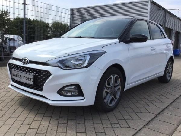 Verkauft Hyundai i20 YES Plus 1.0 Turb., gebraucht 2019 ...